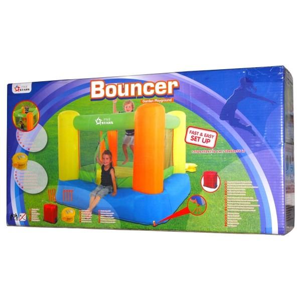 Hüpfburg Bouncer